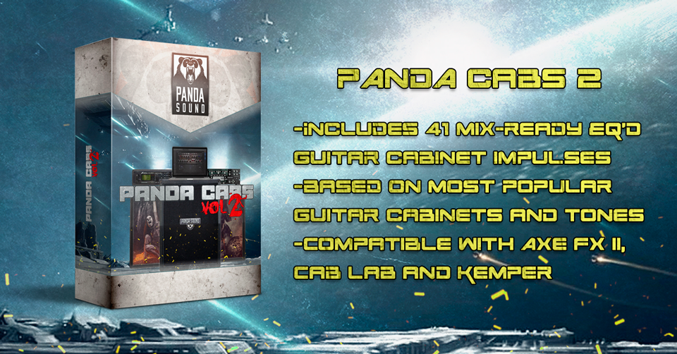 PANDA CABS 2 - Panda Sound Store