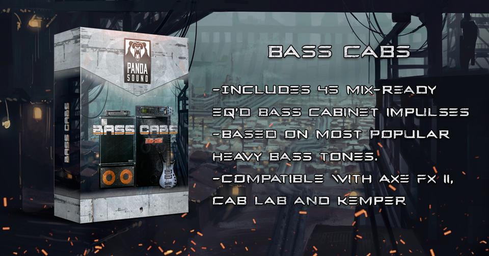 Panda Bass Cabs