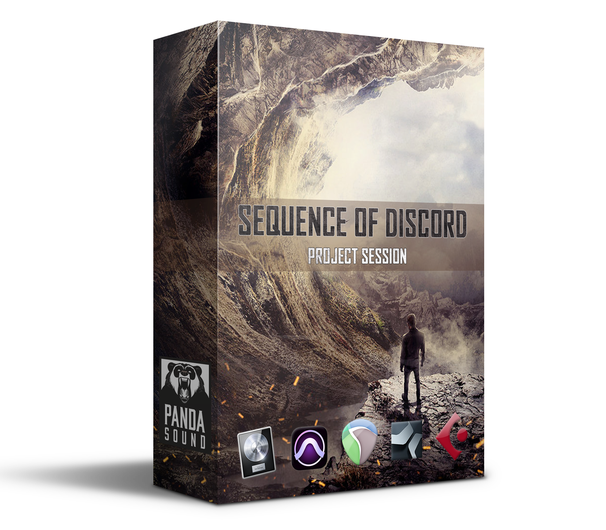 Sequence Of Discord Session - Panda Sound Store